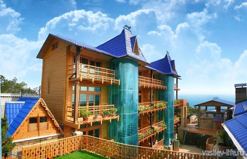 Отель «Княжий Град»