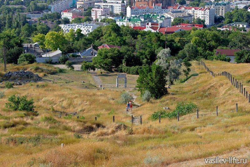 Митридат гора в Керчи 5
