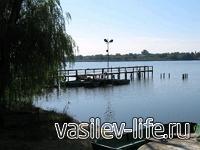 Михайловское озеро, Саки