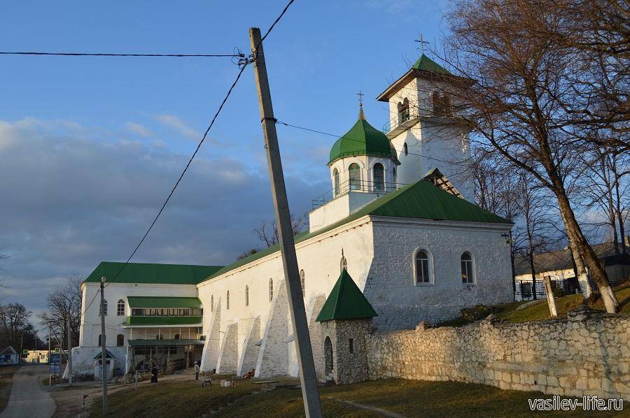 Монастырь в Победе (Адыгея) (2)