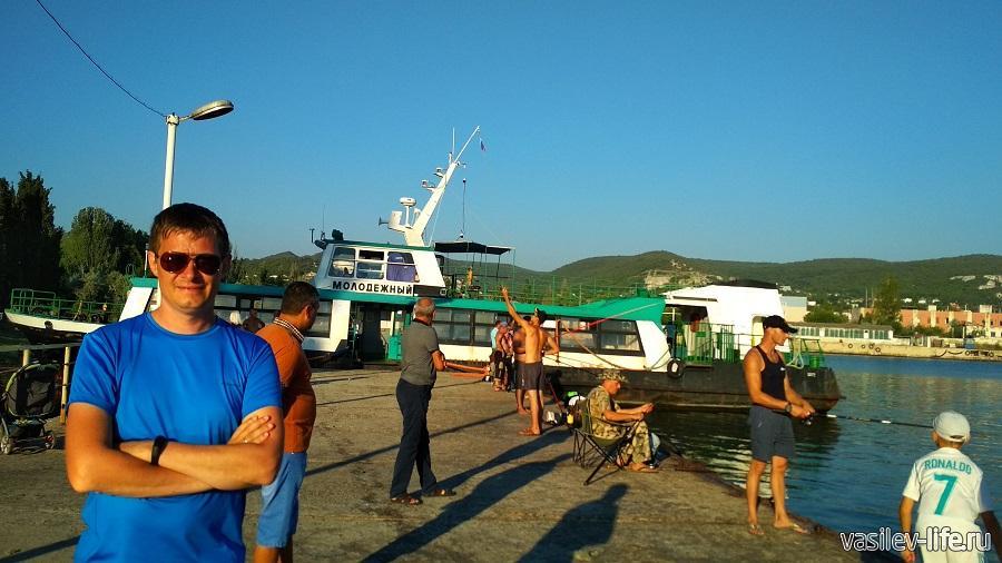 Морская прогулка Севастополь (2)
