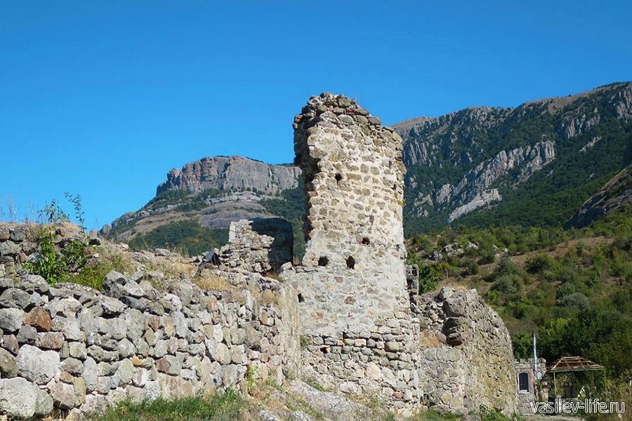 Музей «Крепость Фуна» в Алуште