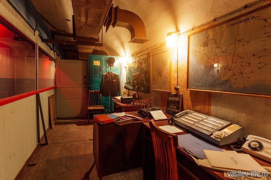 Музей «Подземный Севастополь»