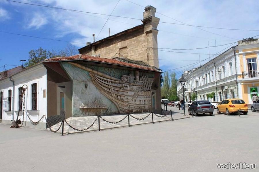 Музей Грина в Феодосии