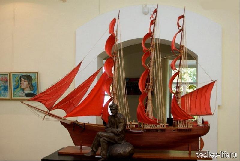 Музей Грина в Феодосии 10