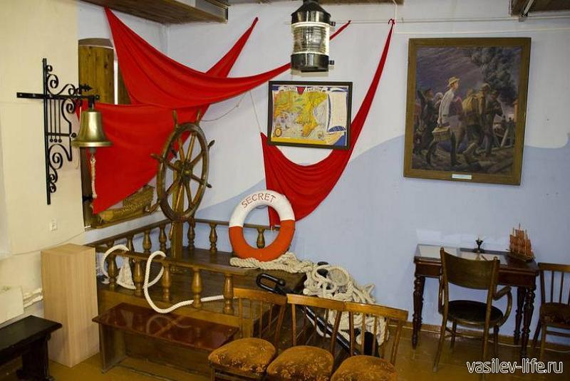 Музей Грина в Феодосии 11