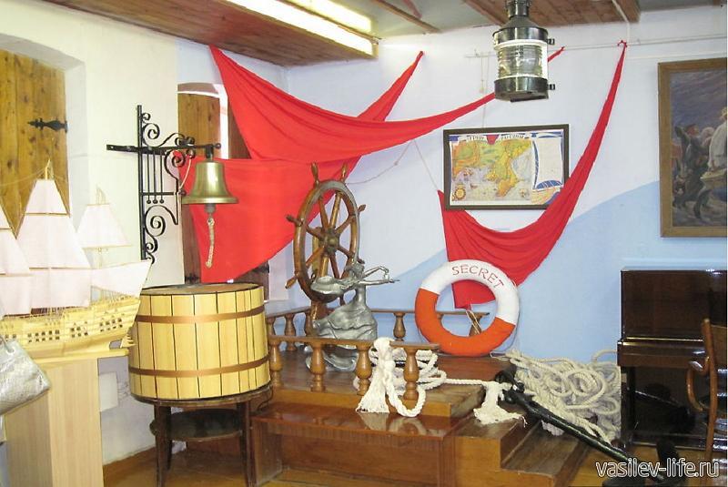 Дом-музей Грина в Феодосии