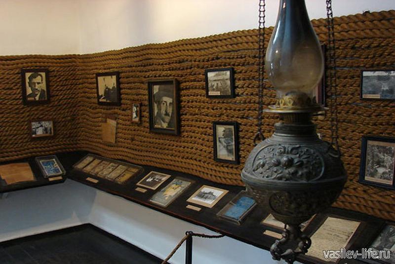 Музей Грина в Феодосии 6
