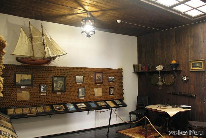 Музей Грина в Феодосии 7