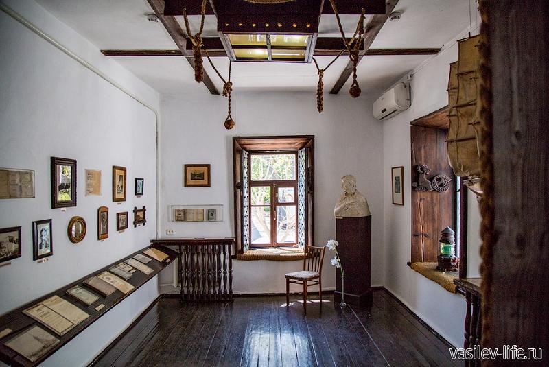 Музей Грина в Феодосии 8