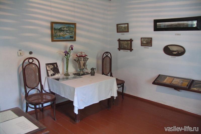 Музей Грина в Феодосии 9
