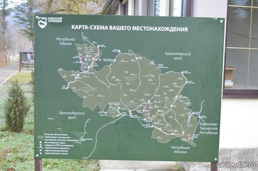 Музей Кавказского биосферного заповедника в Гузерипле (Адыгея) (2)