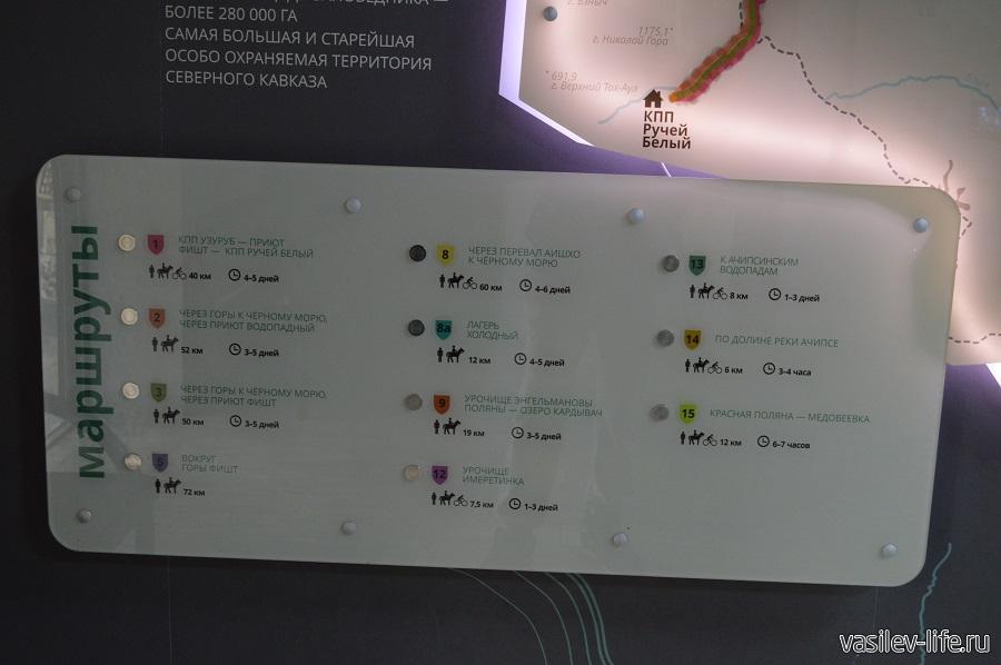 Музей Кавказского биосферного заповедника в Гузерипле (Адыгея) (3)