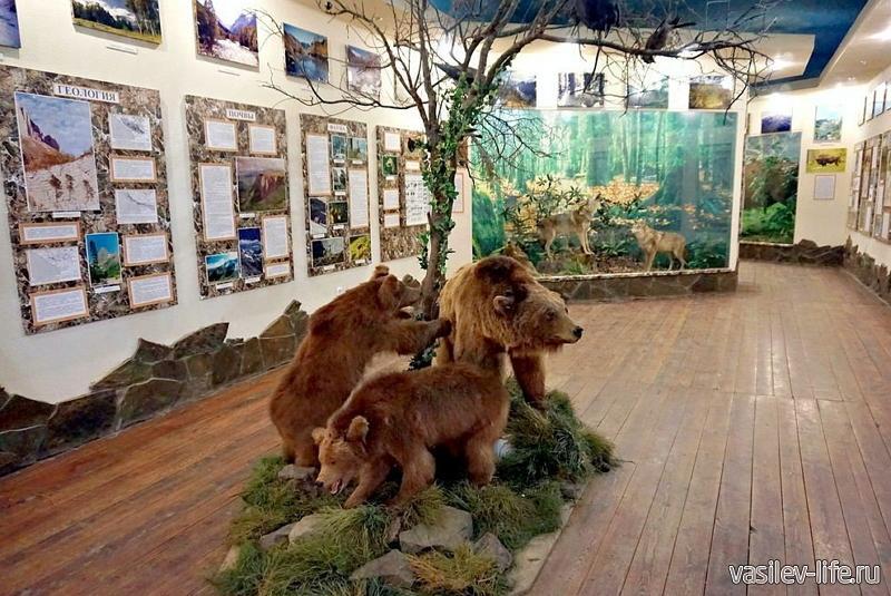 Музей Кавказского биосферного заповедника 1