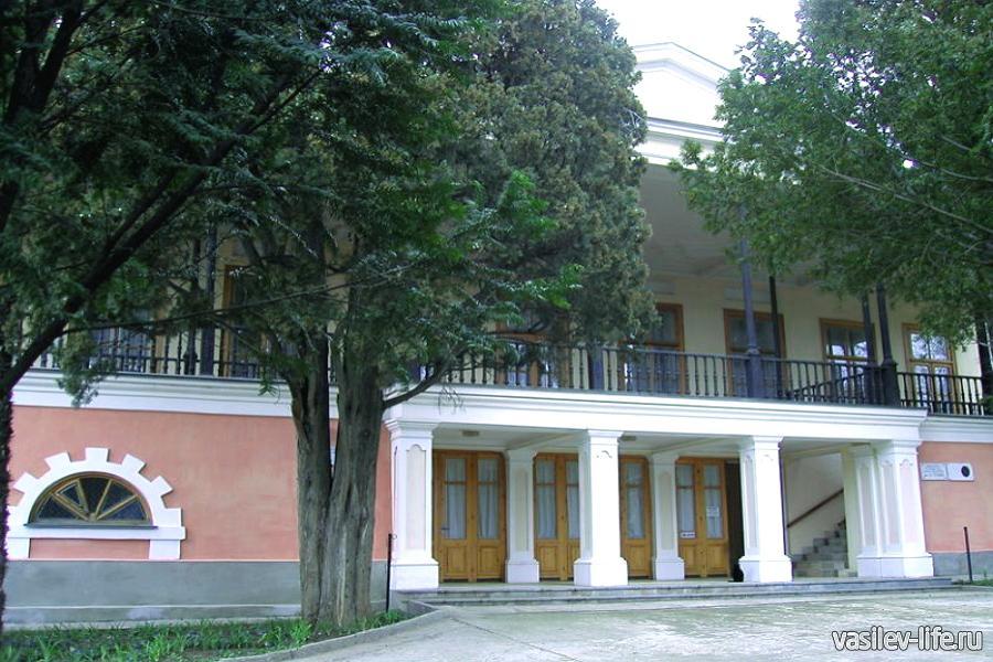 Музей Пушкина в Гурзуфе