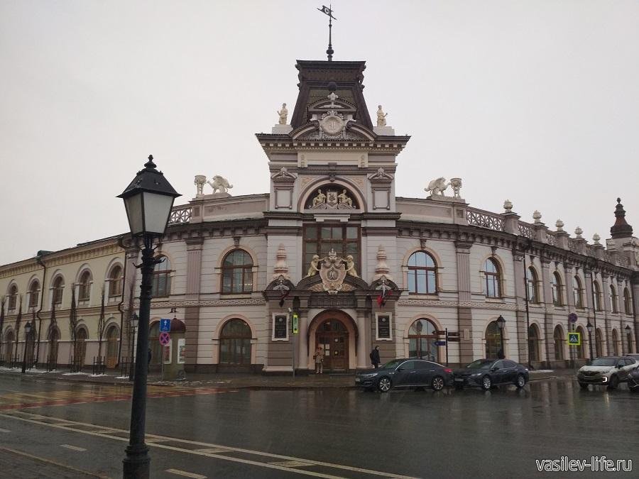 Музей Татарстана в Казани