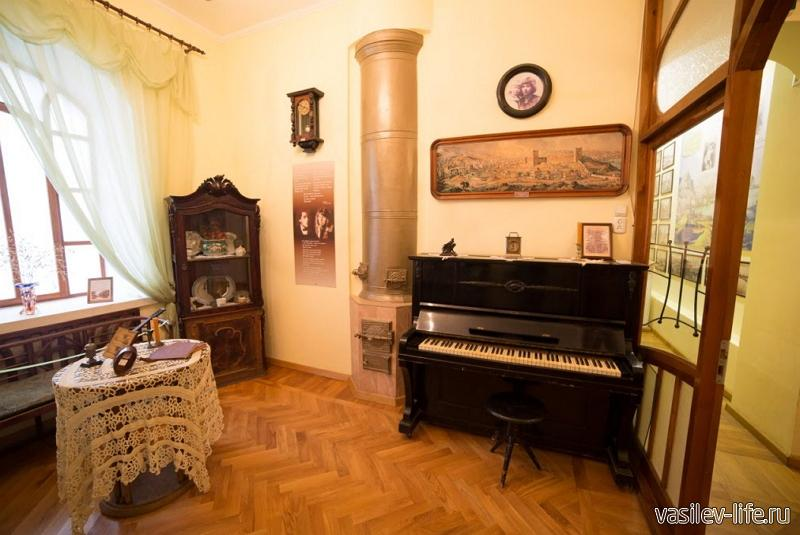 Музей Цветаевой