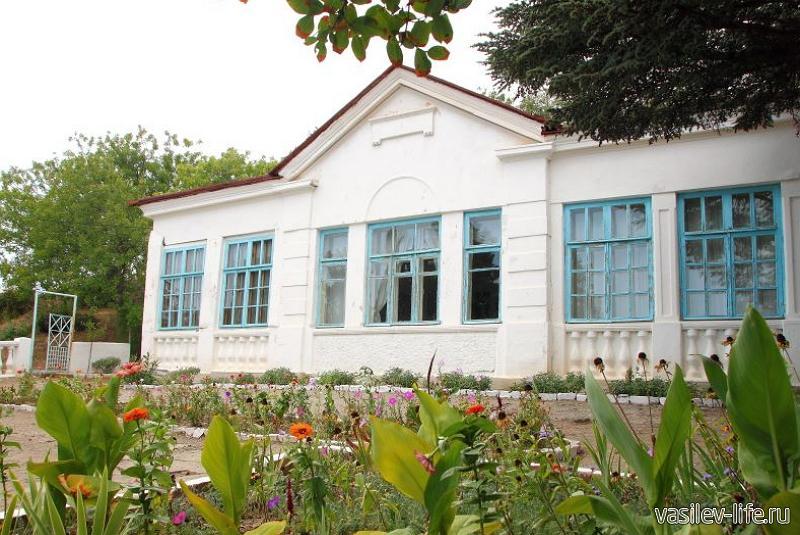 Музей Шмелева, Алушта