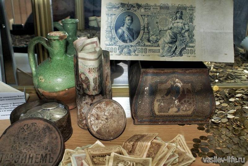 Музей денег в Феодосии 7