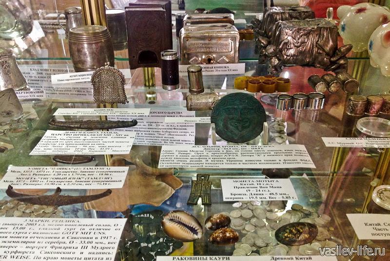 Музей денег в Феодосии 8