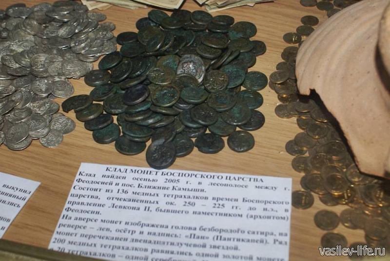 Музей денег в Феодосии 9