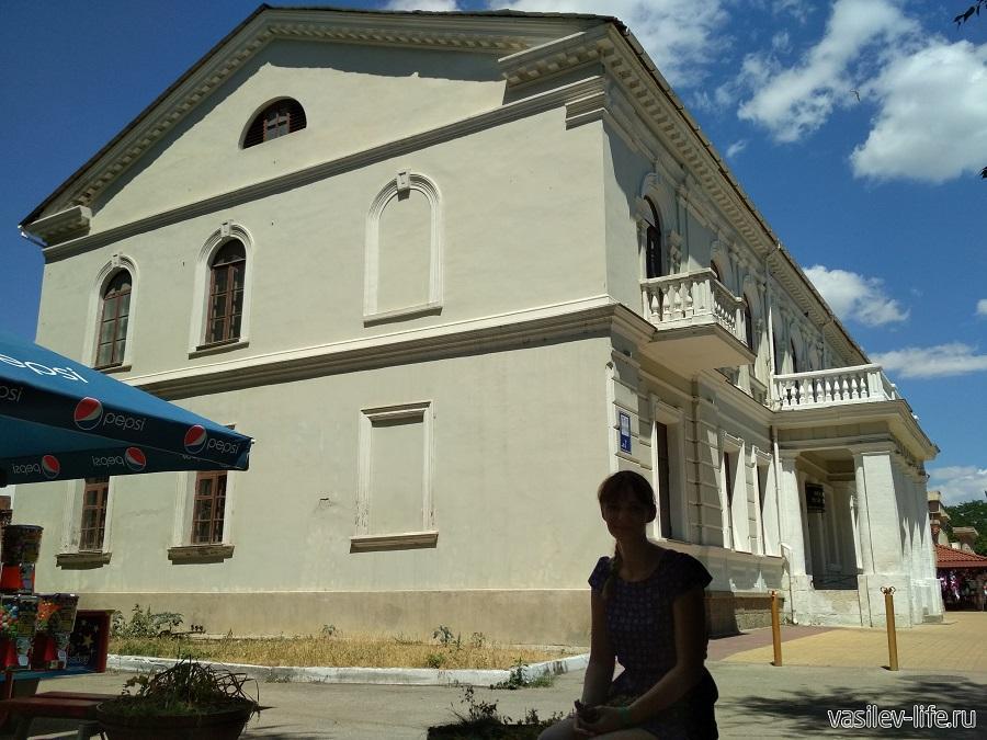 Музей древностей в Феодосии 80 (12)