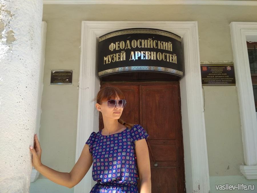 Музей древностей в Феодосии 80 (2)