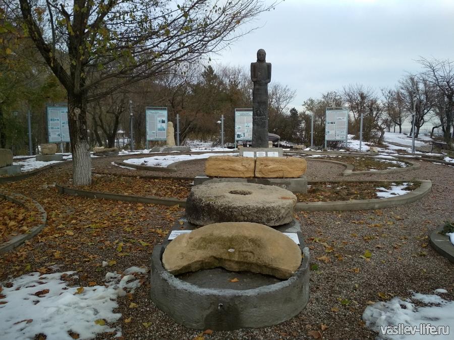 Музей каменных древностей в Пятигорске