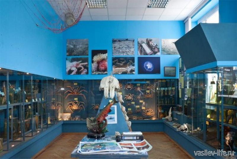 Музей океанографии в Керчи8