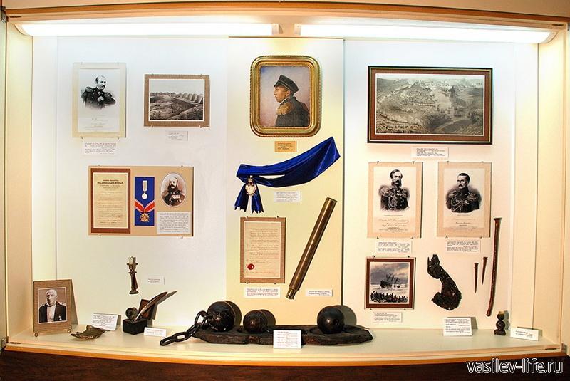 Музей-панорама «Оборона Севастополя»7