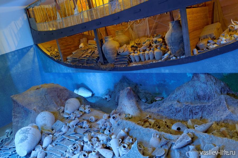 Музей подводной археологии Бодрум