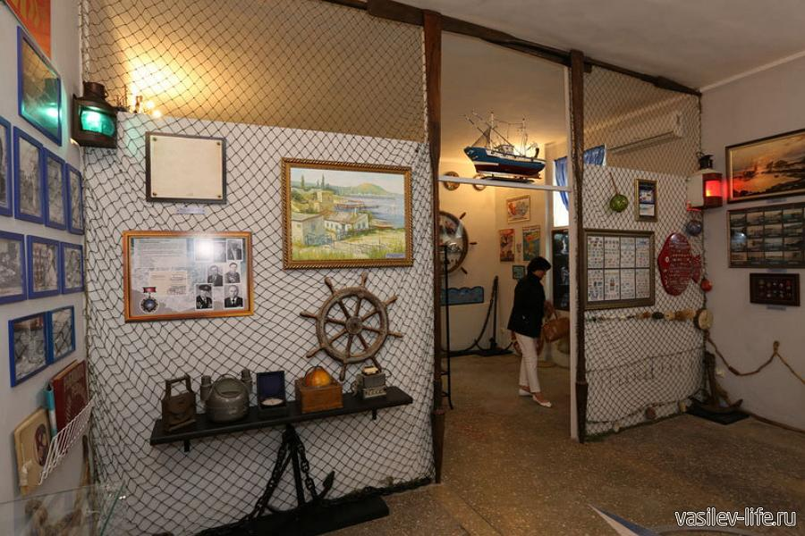 Музей рыбы и рыболовства (на Горького)
