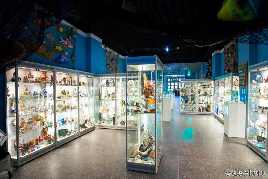 Музей рыбы на проспекте Айвазовского