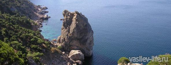 Мыс Айя в Крыму 7