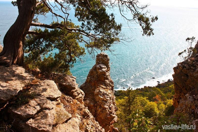 Мыс Мартьян в Крыму