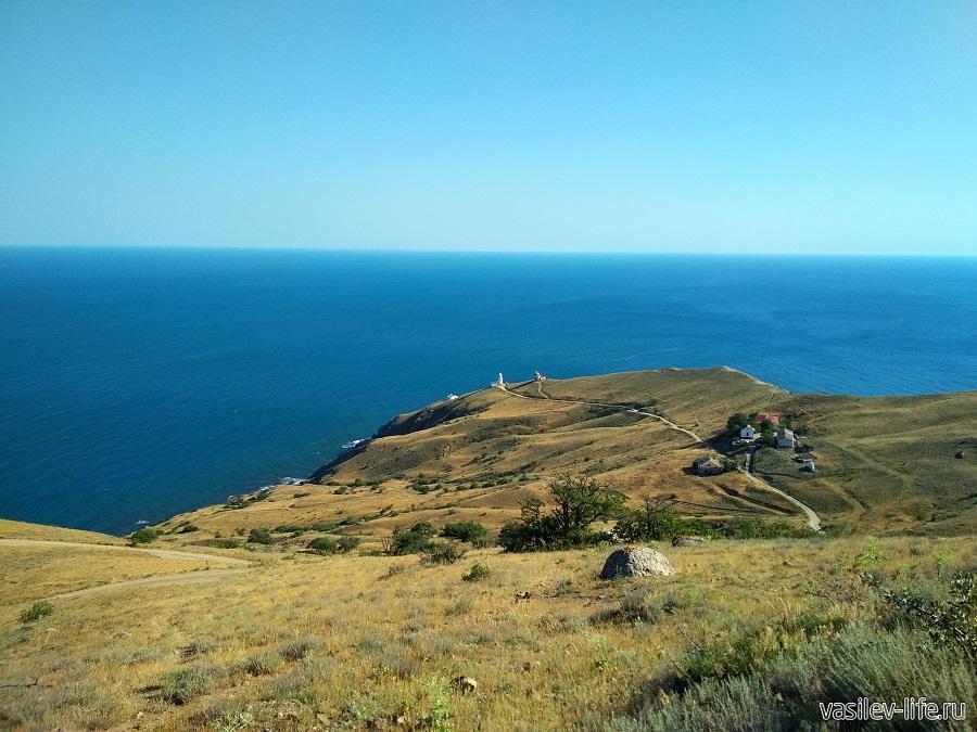 Мыс Меганом в Крыму (Судак) (23)