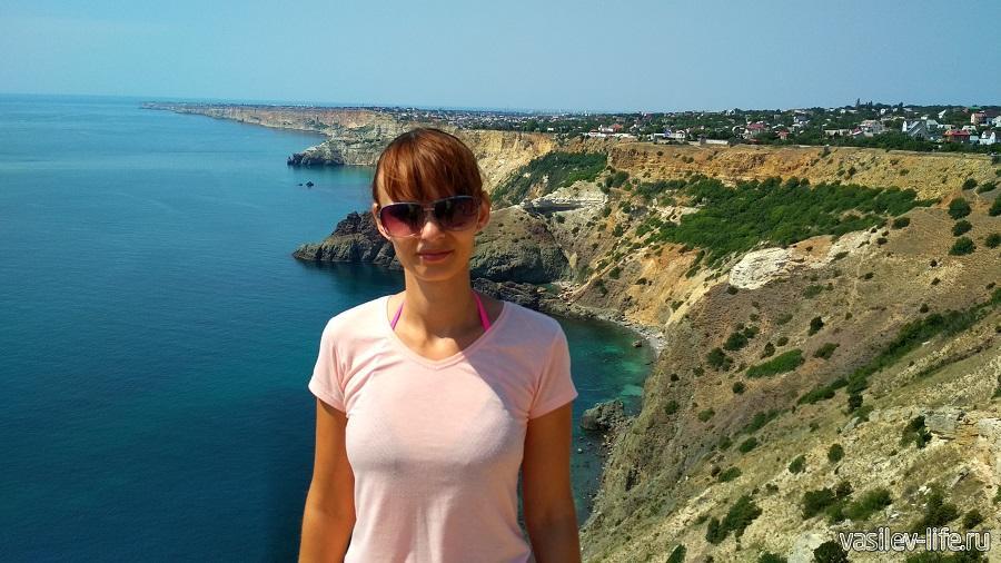 Бархатный сезон в Крыму (мыс Фиолент)