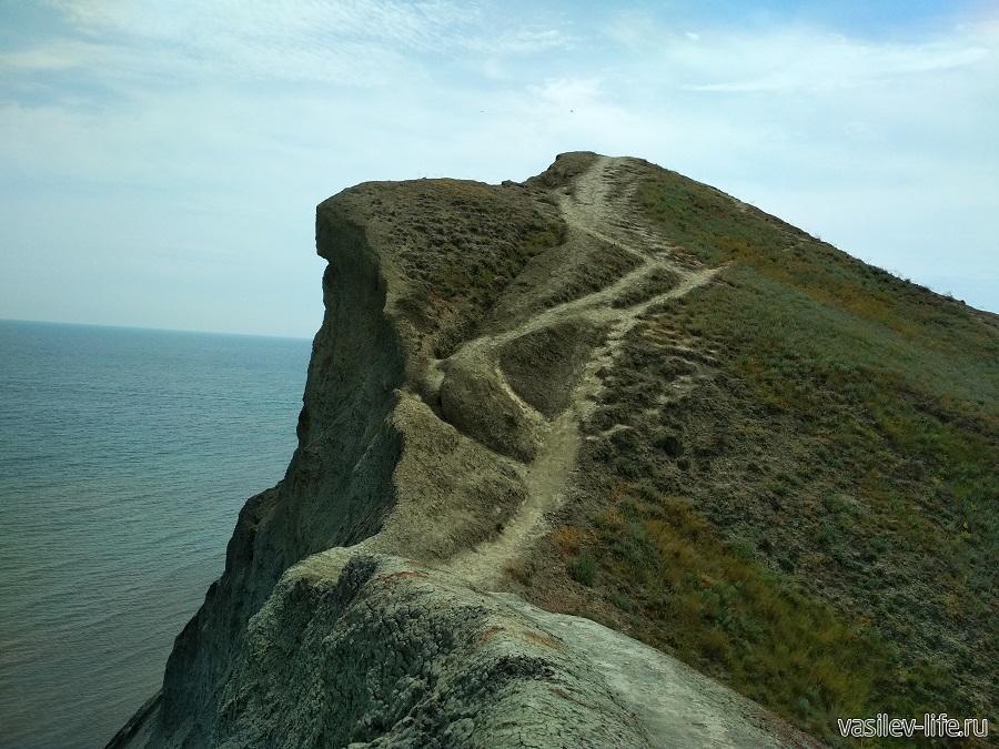 Мыс Хамелеон в Крыму (5)