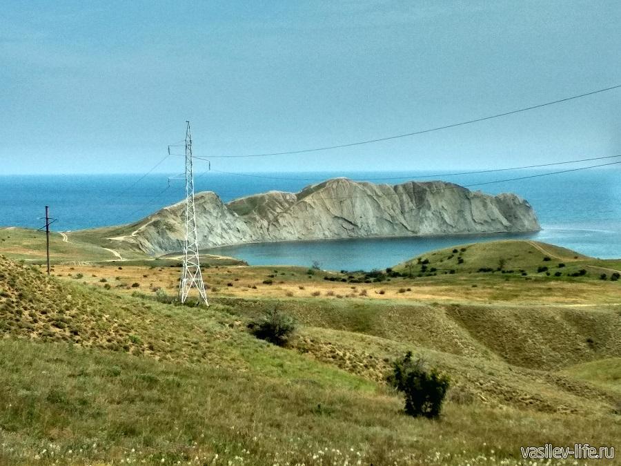Мыс Хамелеон в Крыму (8)