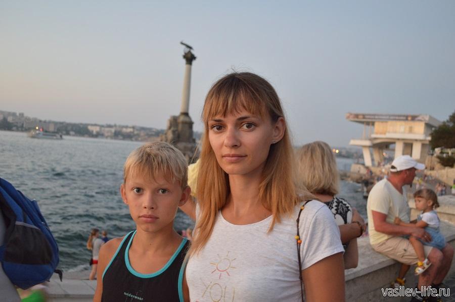 Набережная Корнилова в Севастополе