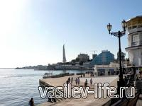 Набережная Севастополя, Крым