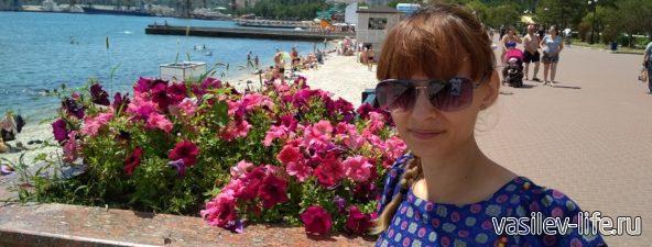 Набережная Феодосии (пляжи)