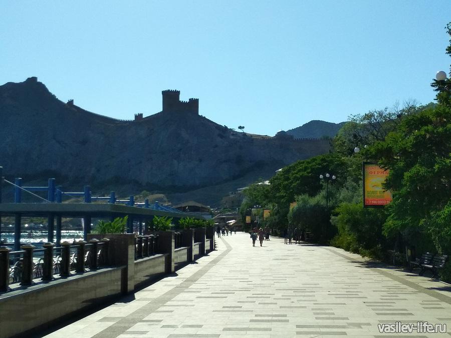 Крепостная гора