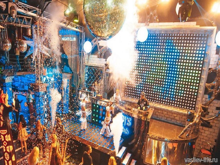 Ночной клуб «GURMAN» в Судаке