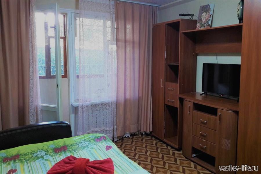 Однокомнатная квартира «Эконом»