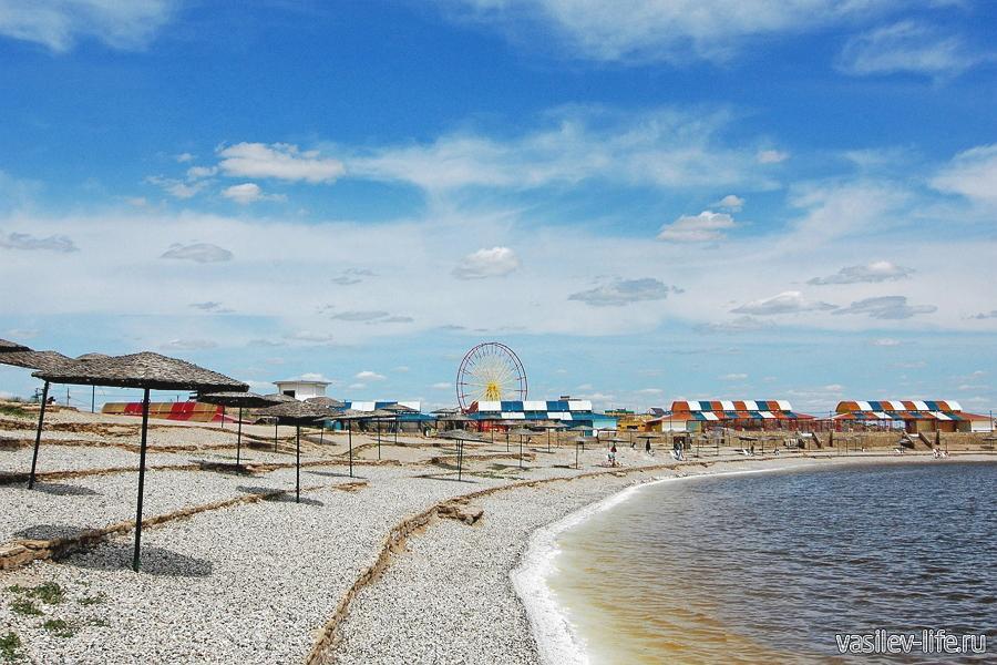 Озера Соль-Илецка