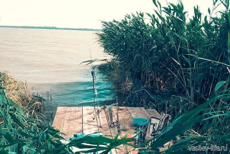 Озеро Кызыл-Яр