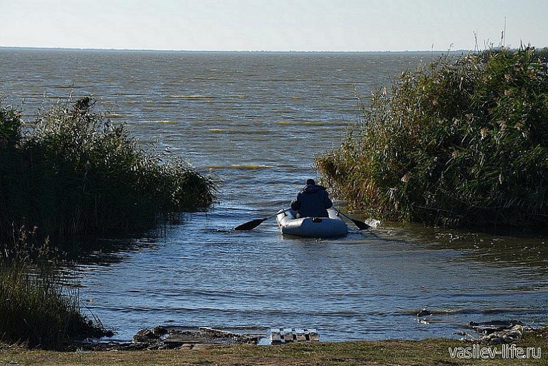 Озеро Кызыл-Яр 7