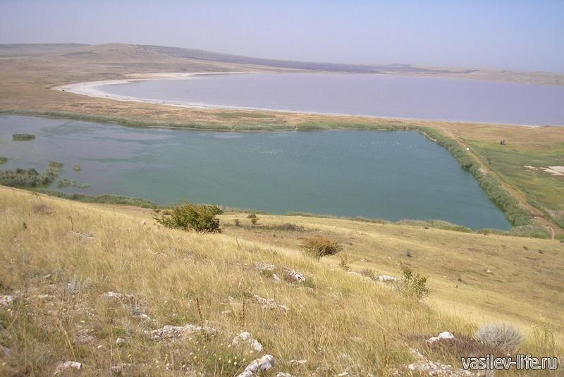 Озеро Чокрак в Крыму 8