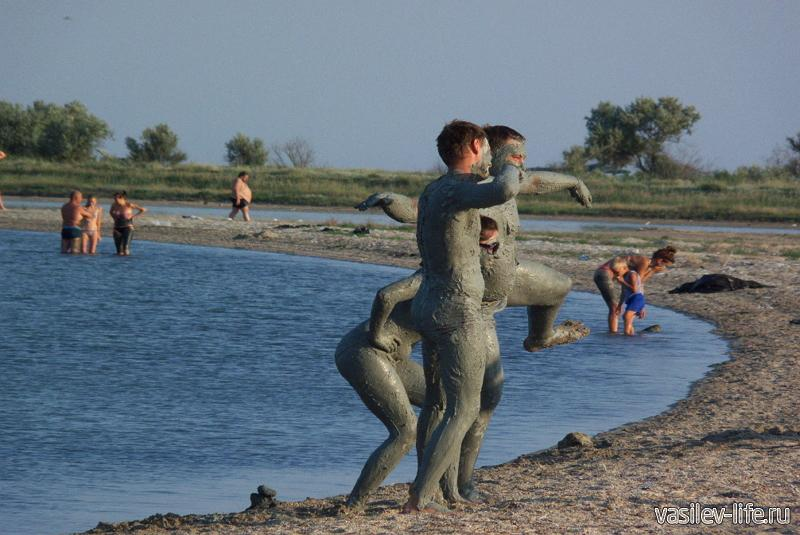 Ойбурское озеро 8